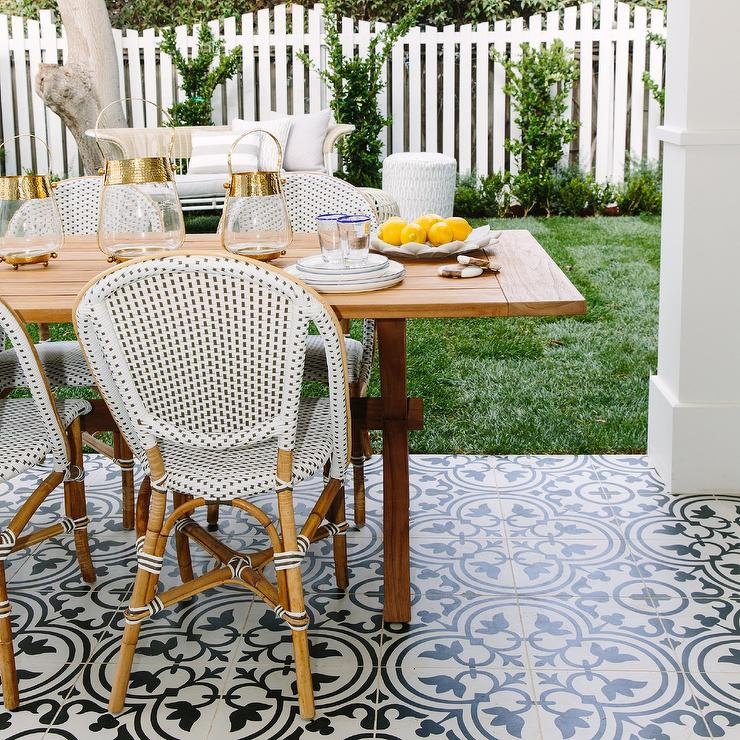 Fun French Bistro Chairs For Summer, French Bistro Furniture Outdoor
