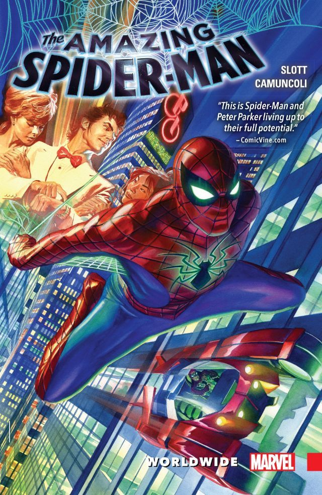 Amazing Spider Man Worldwide Vol 1 Comics By Comixology Spiderman Amazing Spiderman Spiderman Comic
