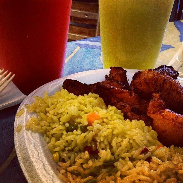 Las Olas Cuban Cafe In South Beach Miami Florida