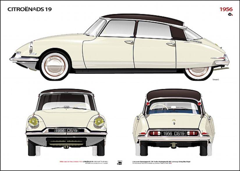 W Sense Car 002 2 シトロエン 旧車 レトロ