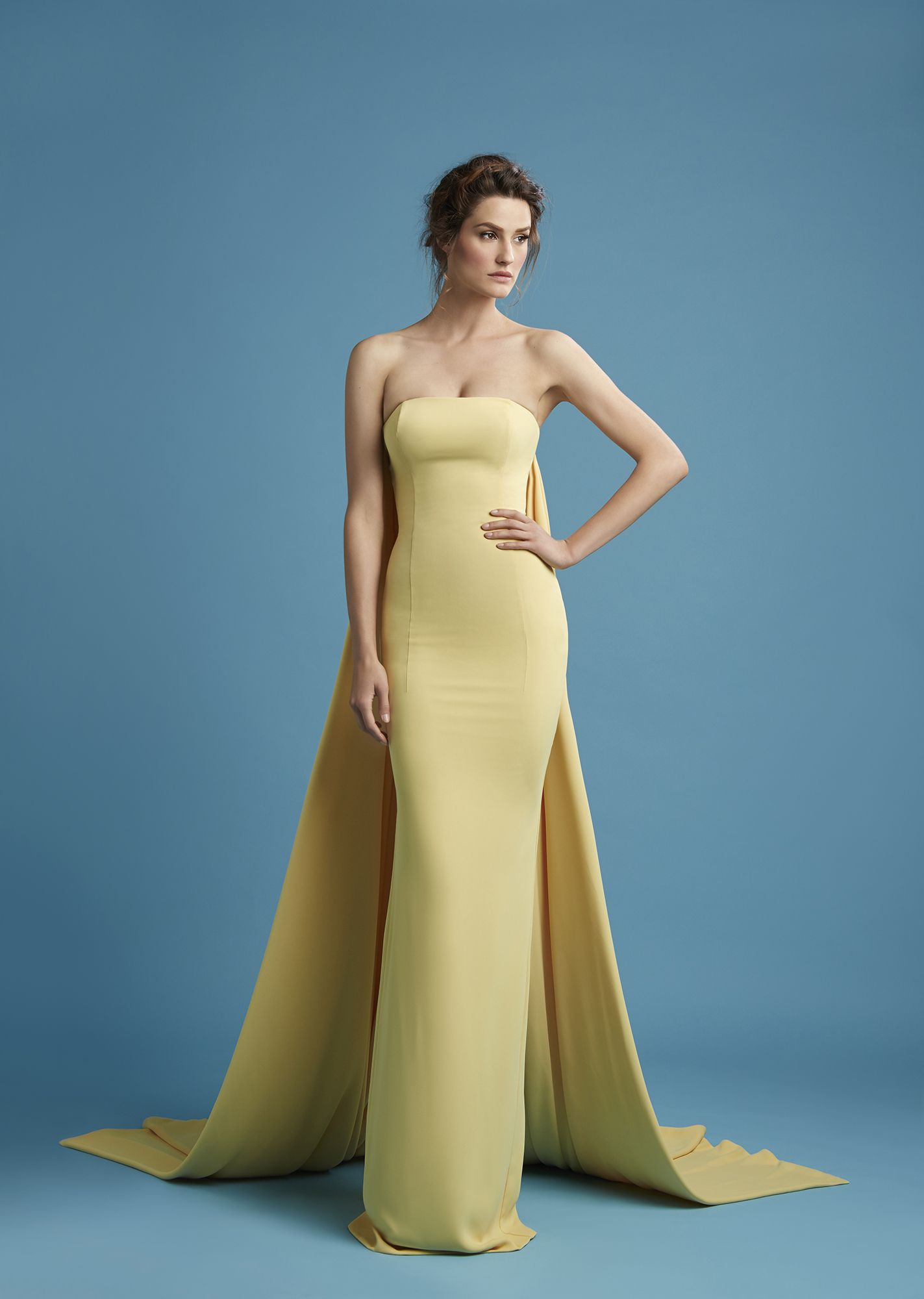 15 Yellow Wedding Dresses Perfect for Belle {Beauty and the Beast ...