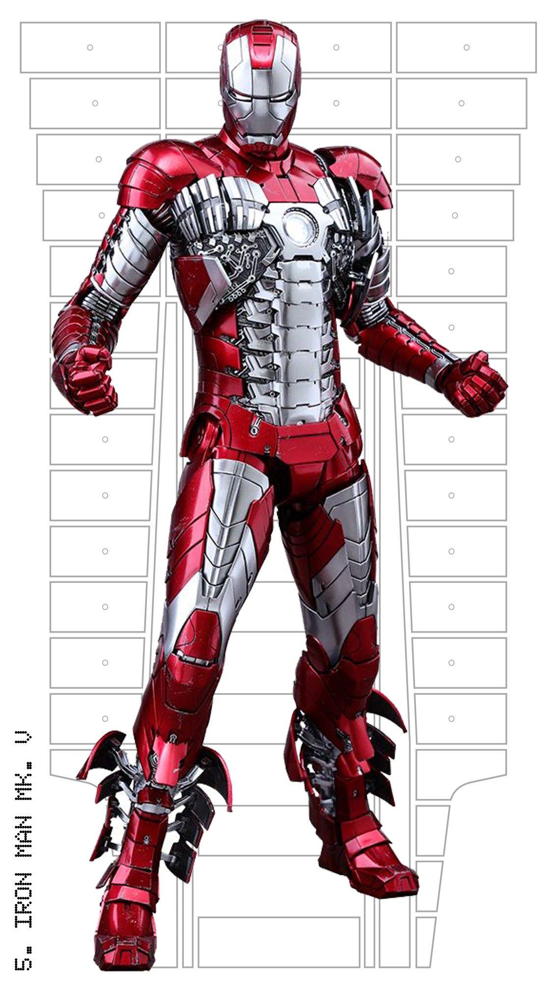 Iron Man Mark V Iron Man Iron Man Poster Iron Man Armor