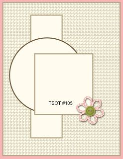 Try Stampin' On Tuesday: Challenge #105