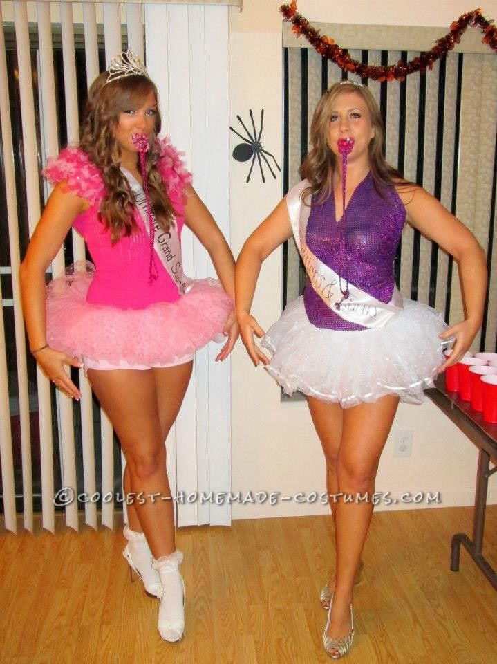 Sexy halloween costumes for two girls