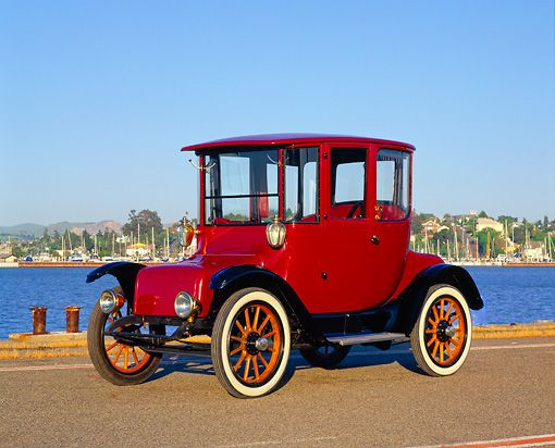 1915 Detroit Electric Electrics Have Been Around For Ages
