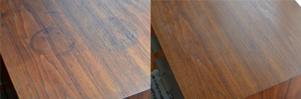 How To Remove Water Stains From Wood Furniture Staining - How To Remove Water Marks Off Wooden Table