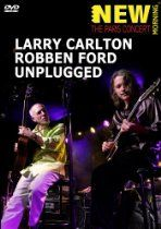 Larry Carlton And Special Guest Robben Ford Sharing The Same Stage Unplugged This Dvd Is A Guitar Lovers Dream This Unique Pairing Dvd Robert Movie Carlton