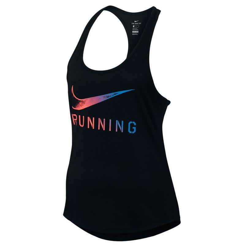 Nike singlet Dry Tank Swoosh Dames