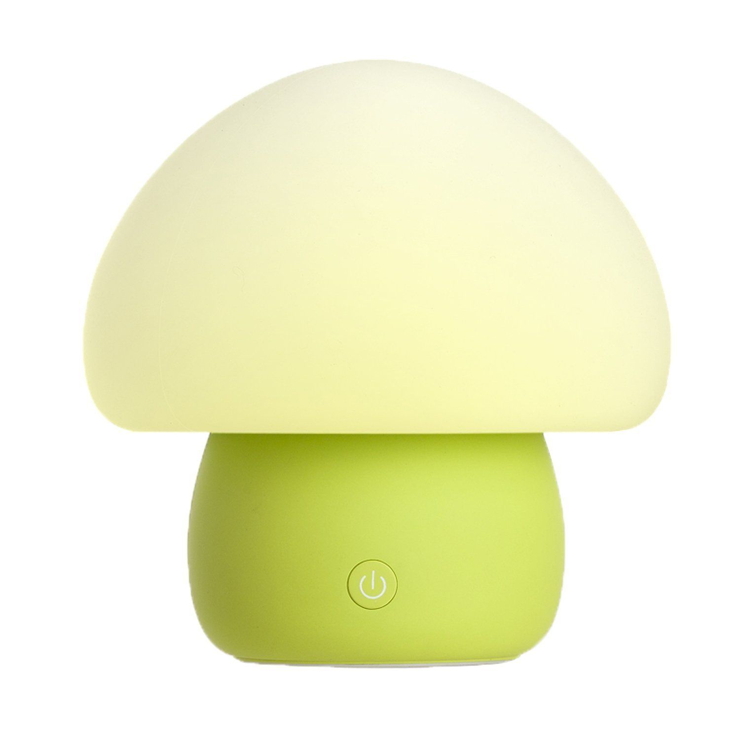 Exceptional Amazon.com: Emoi Multicolor LED Baby Night Light, Portable Silicone Cute  Mushroom Nursery