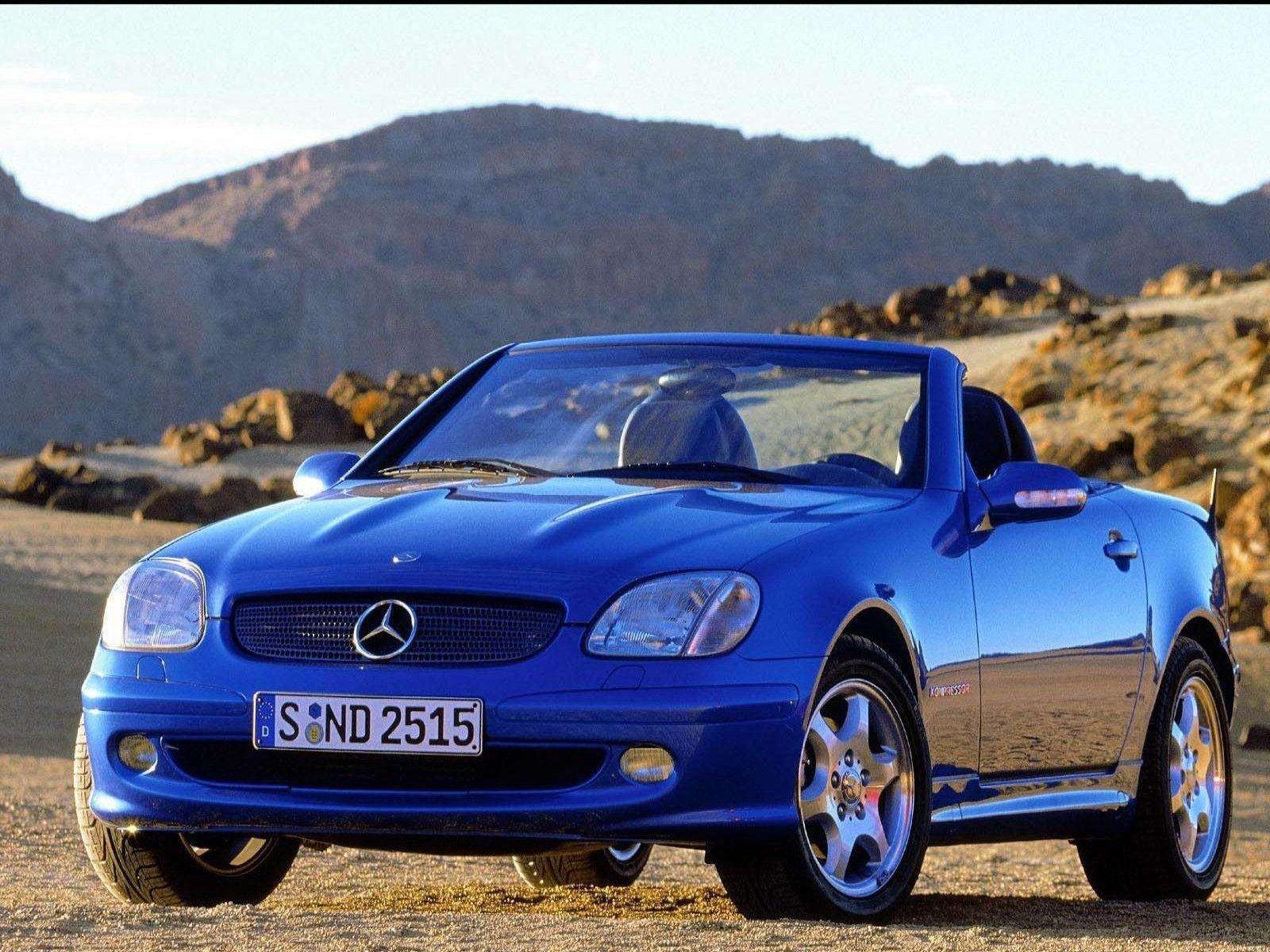 2000 Mercedes Benz Slk 200 Kompressor Mit Bildern Kompressor