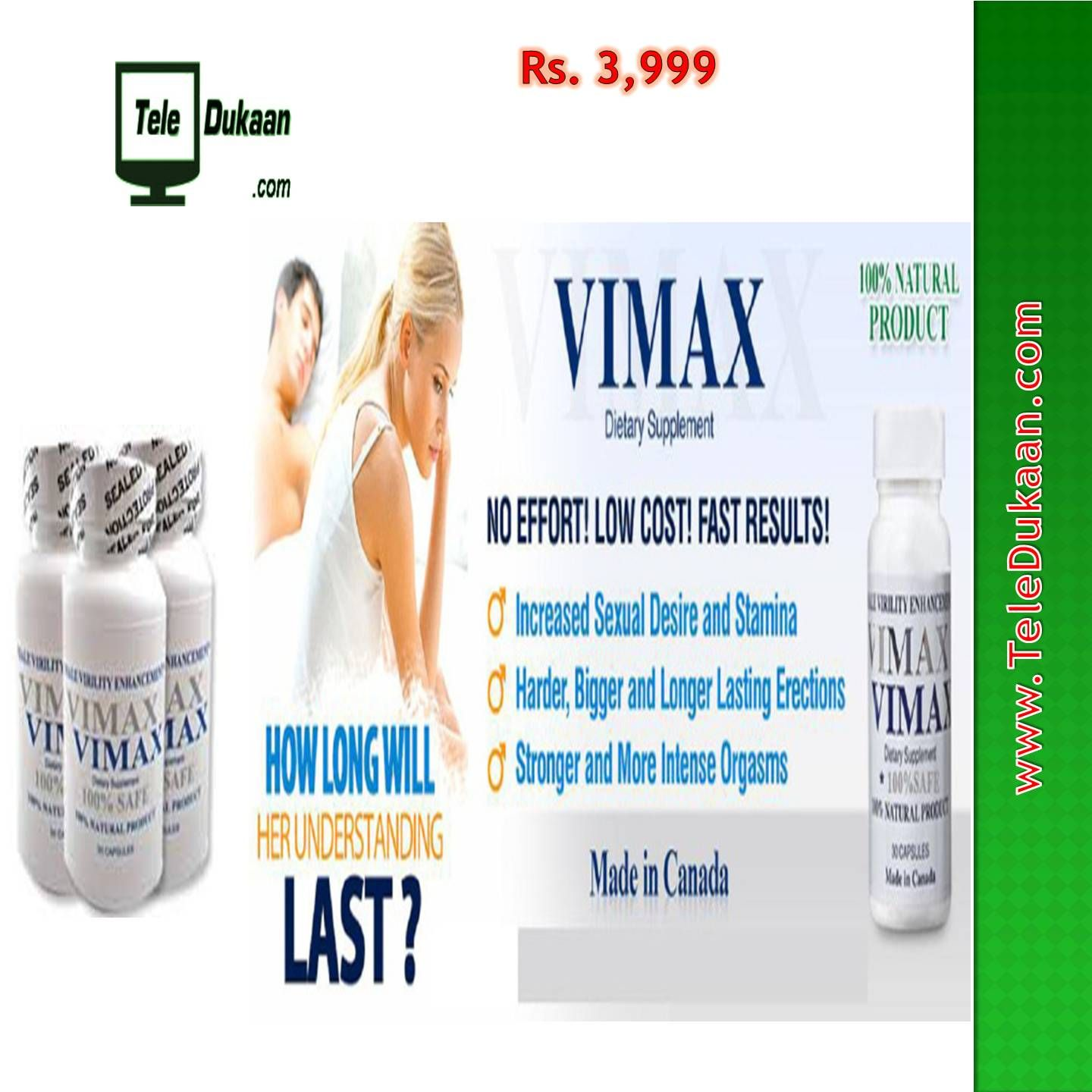Vimax In Pakistan Vimax Pills Are Great Combination Of Latest