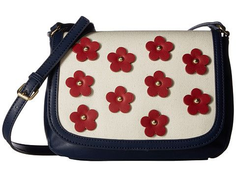 TOMMY HILFIGER Tommy Flower Crossbody. #tommyhilfiger #bags #shoulder bags #crossbody #