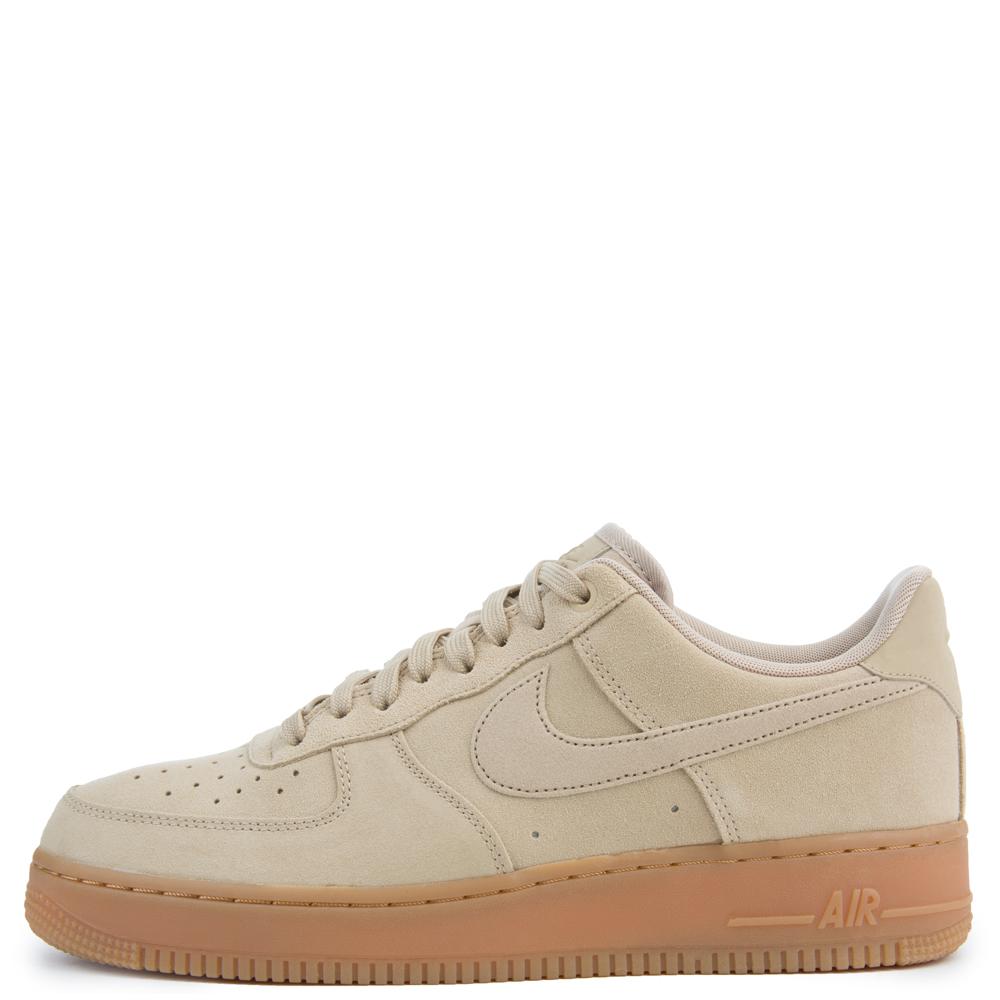 Nike Air Force 1 '07 Lv8 Suede Mushroomgum Med Brownivory