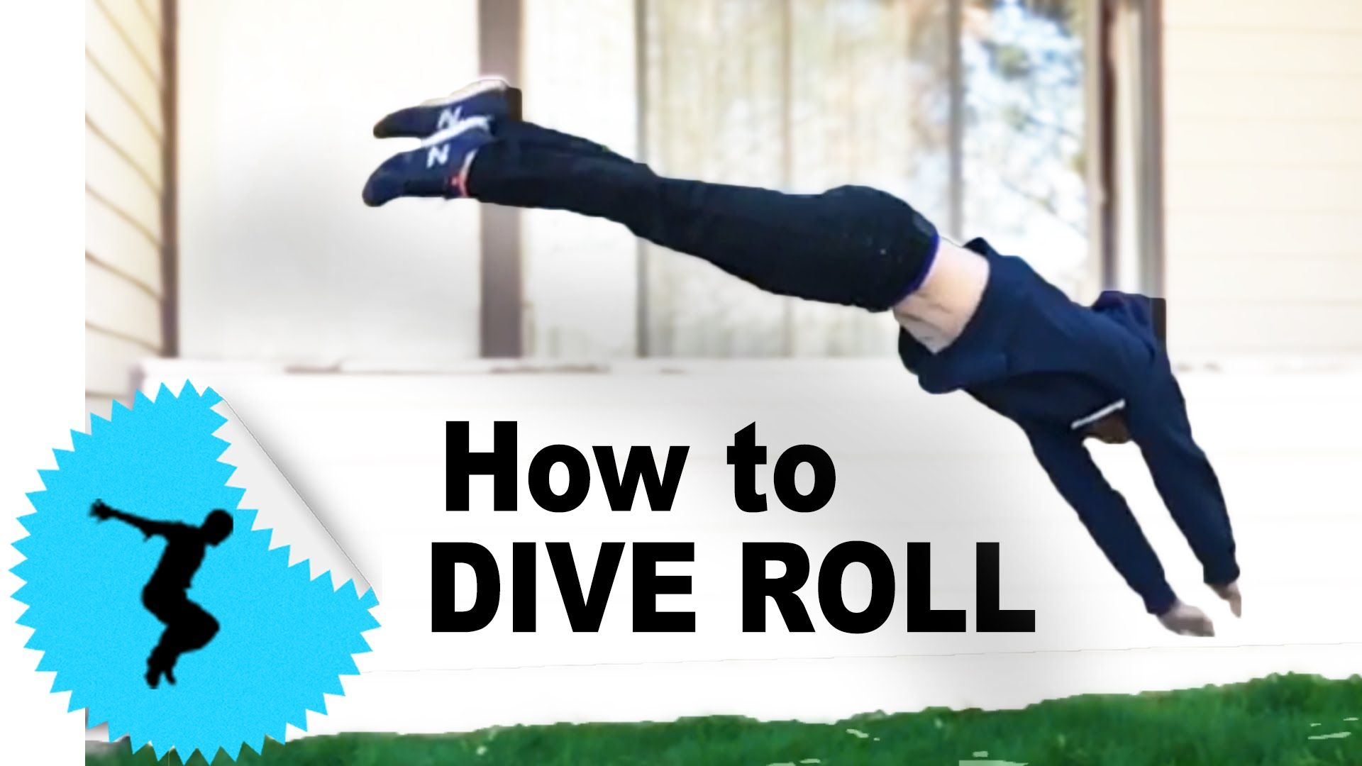 How to Dive Roll - Parkour Tutorial @Camp Woodward - Tapp Brothers   . PARKoUR / FReeRuNNiNG ...