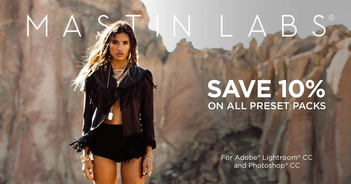 Save 10% on the Mastin Labs Film Emulation Presets by using