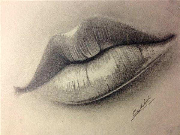 Pin En Aprender A Dibujar Labios