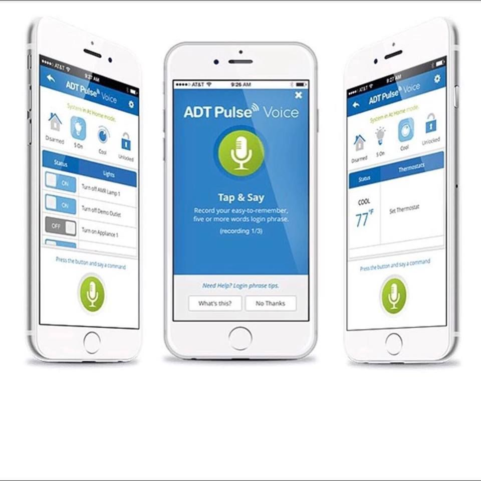 ADT Pulse App — Ready for a family vacation, arrive at the