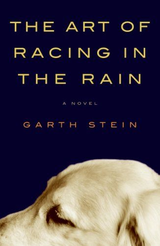 The Art of Racing in the Rain: heart-wrenching novel. As Chris said, makes you want to get a puppy. Its one of those books that puts things into perspective, I haven't stumbled on one like this in a while. Loved it.