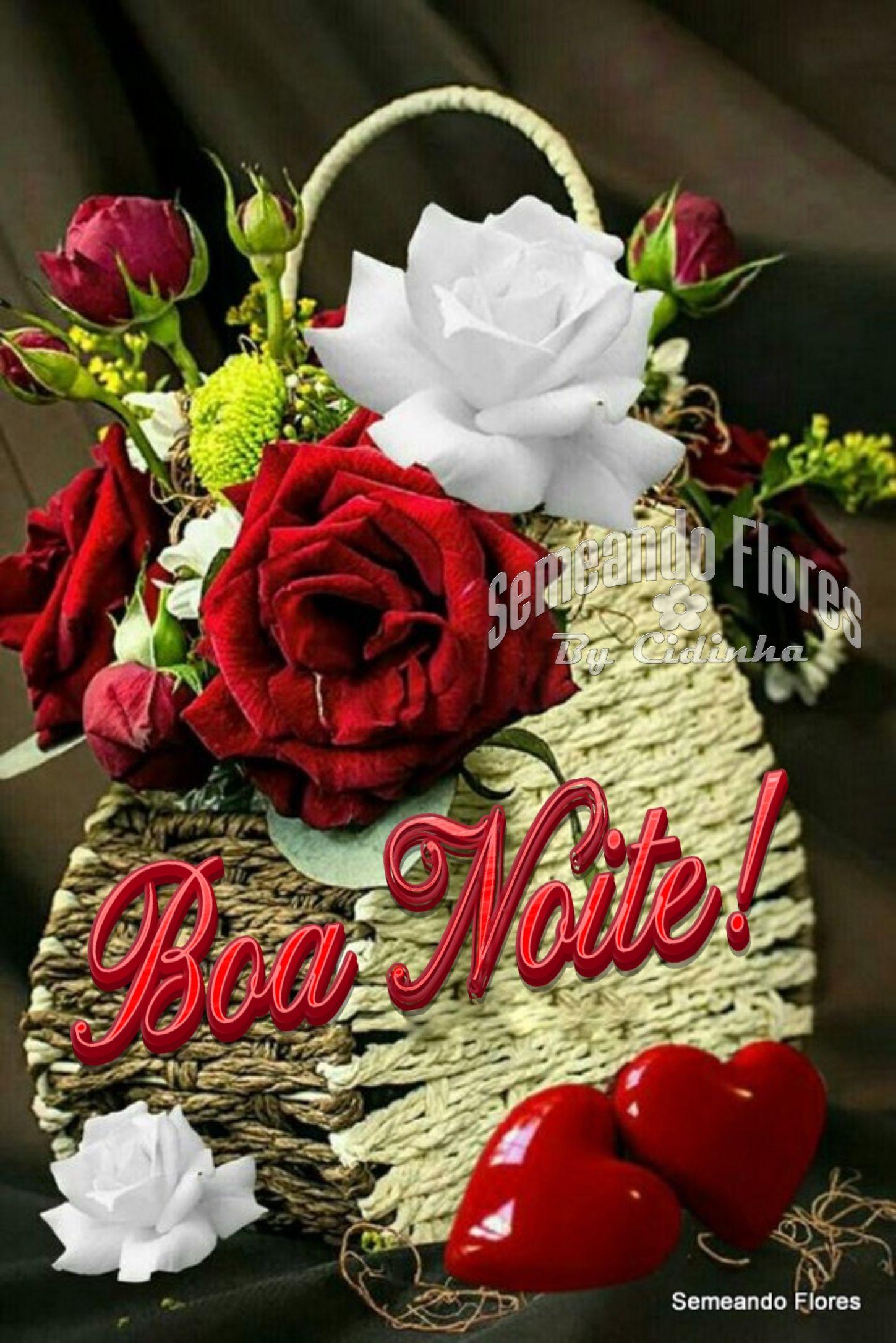Ideia Por Libia Gutierez Em Rosas Poemas De Boa Noite Belas