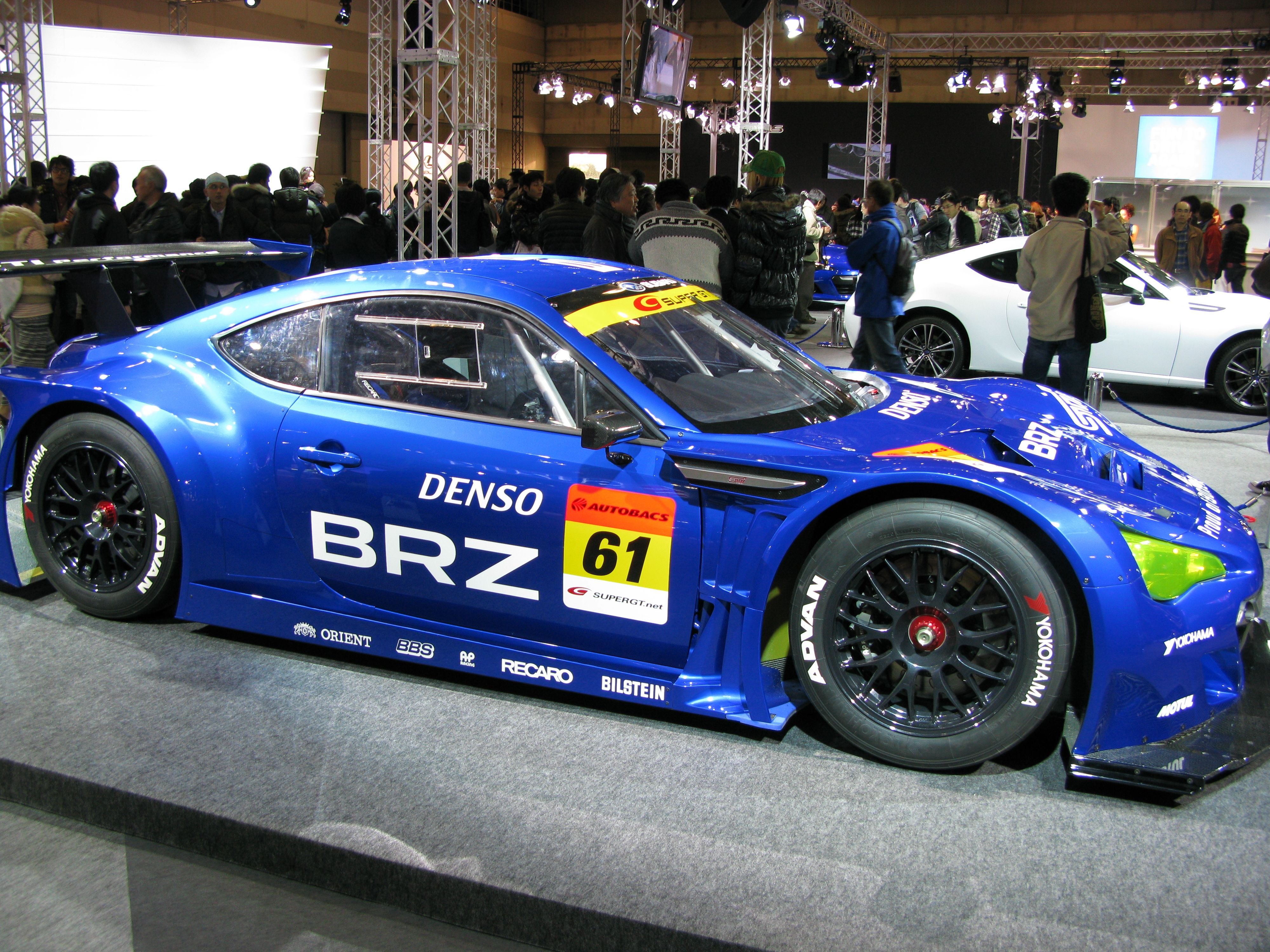 Subaru Brz Subaru Brz Subaru Race Cars