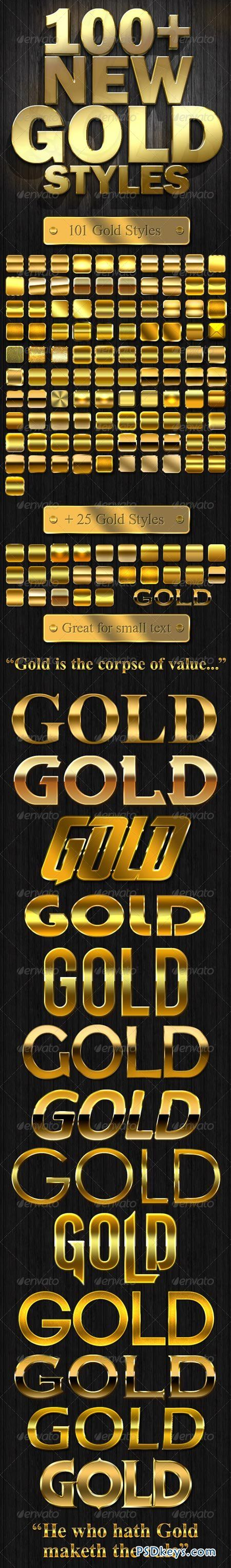 100+ New Gold Styles 5337340   new design 2   Photoshop
