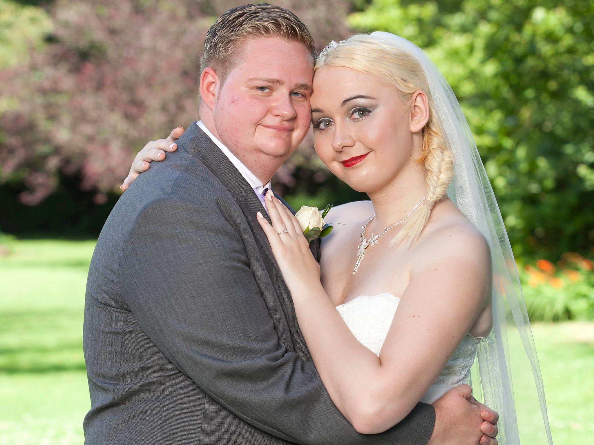 Our Gender Swap Wedding  Queer Wedding  Gender Swap -9669