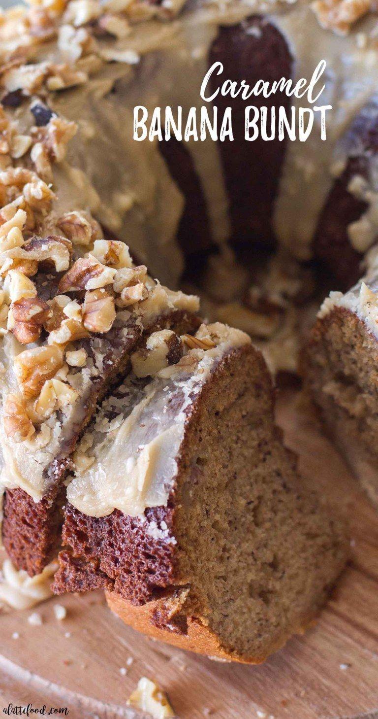 13+ Banana pound cake with caramel glaze trends
