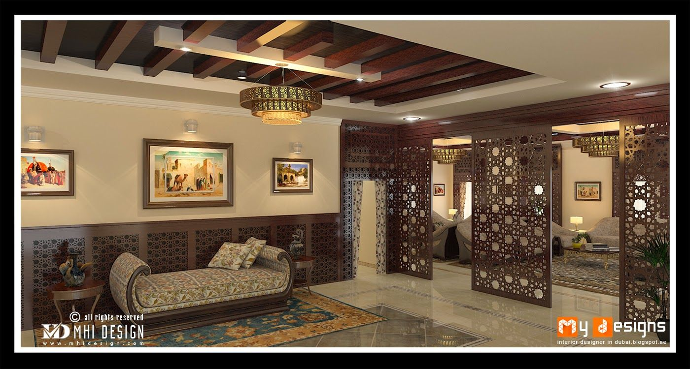 Dubai Home Interior