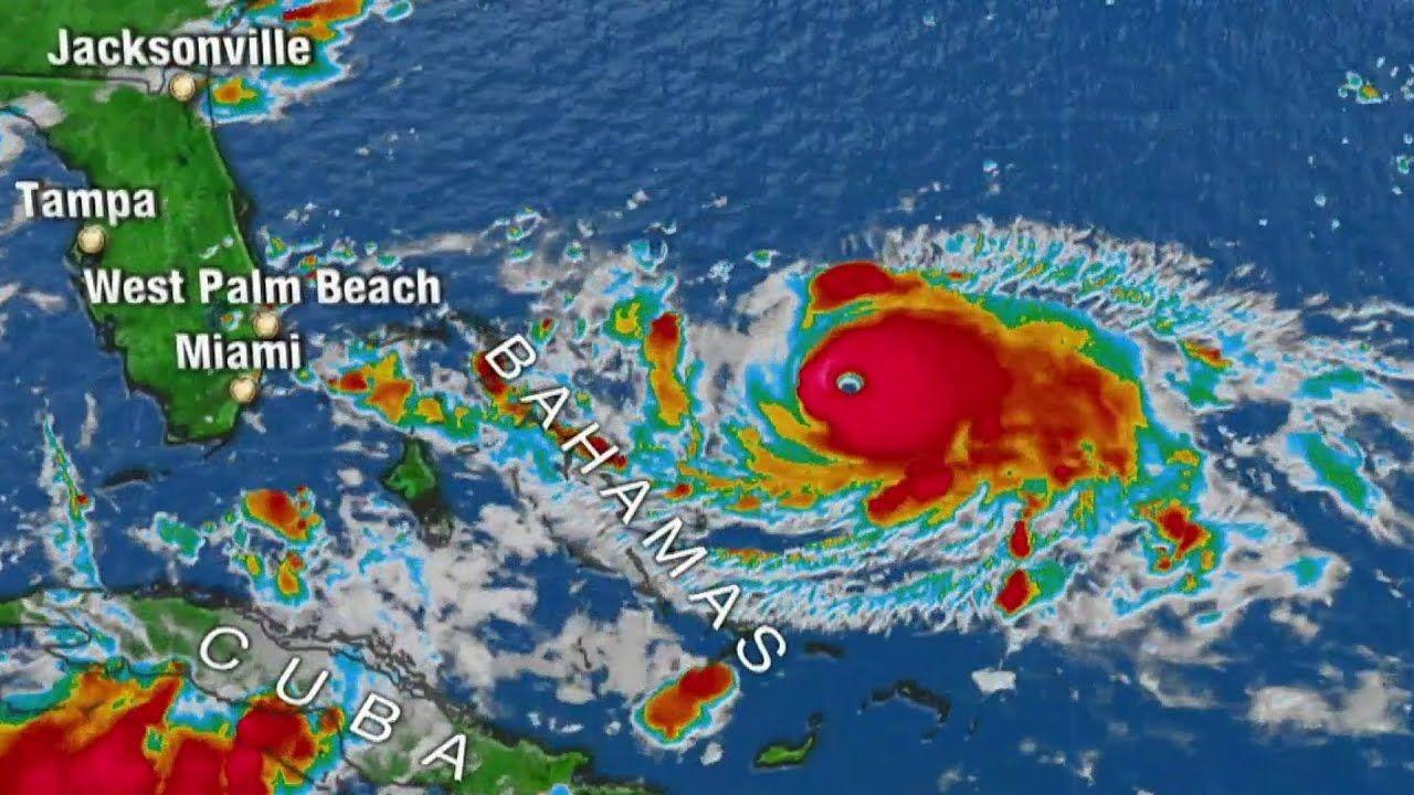 Florida To Remain Vigilant Despite Shift In Hurricane Dorian S Path Nbc Nightly News Palm Beach Miami Nightly News