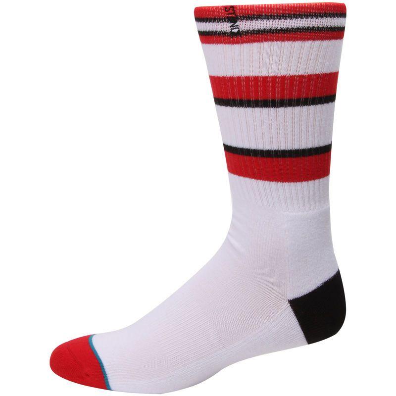 Chicago Bulls Stance Arena Core Socks - White