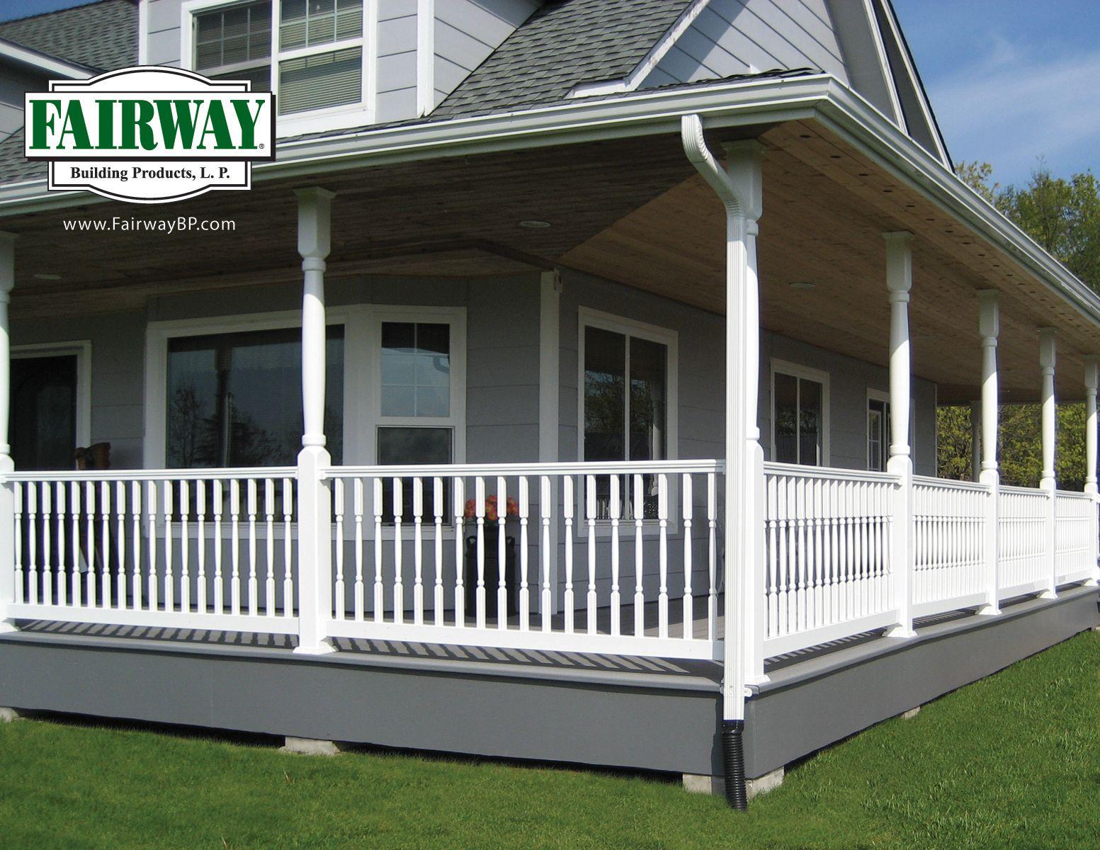 Best Porch And Deck Railing Vinyl • Composite • Aluminum 400 x 300