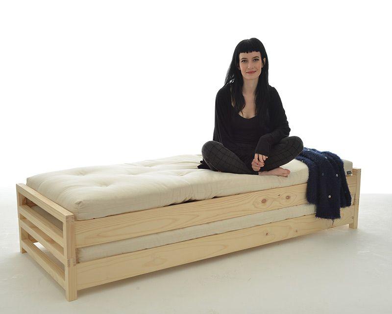 Betaalbaar Alternatief Voor Zeitraum Stapelbaar Bed Plagiaat Slaapbank Pinterest Bed Futon Bed En Sofa Bed