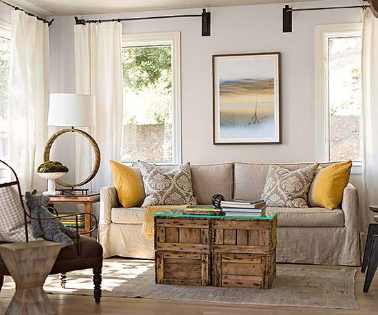 Best Sleek And Stylish Diy Coffee Tables Living Room Color 400 x 300