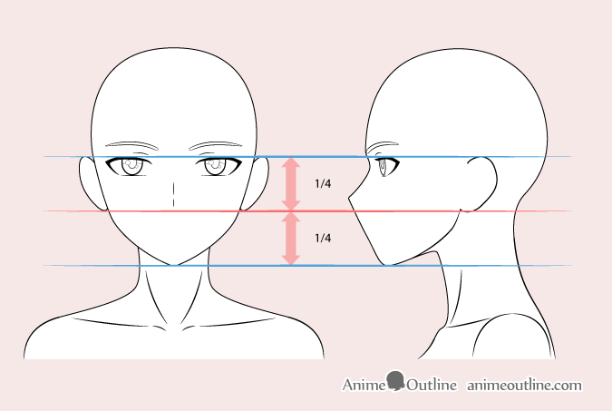 Anime Woman Nose Drawing Nose Drawing Anime Nose Drawing Tutorial Face