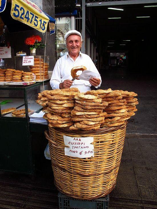 Happy Chez Moi: Šta jesti dok ste na odmoru u Grčkoj?