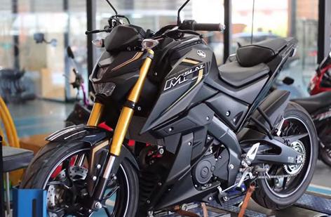 Yamaha Mt 15 Di India Bakal Dibekali Mesin 200cc Mesin Berita