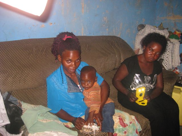 November 2014 Bulenga, Uganda A Broader View is happy to report - grant report form