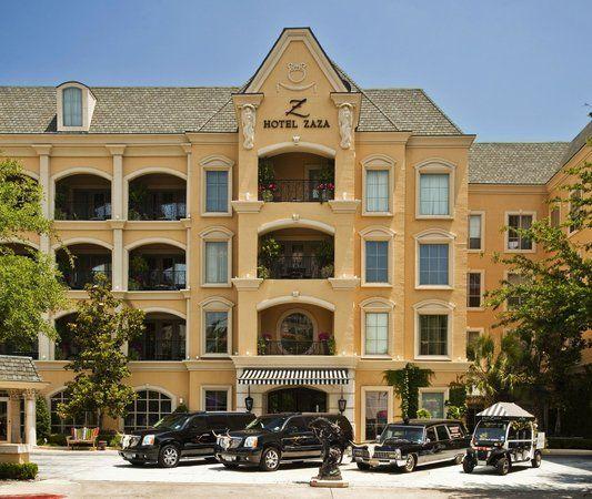 Hotel Zaza Dallas Dallas Hotels Best Hotels In Dallas Top 10