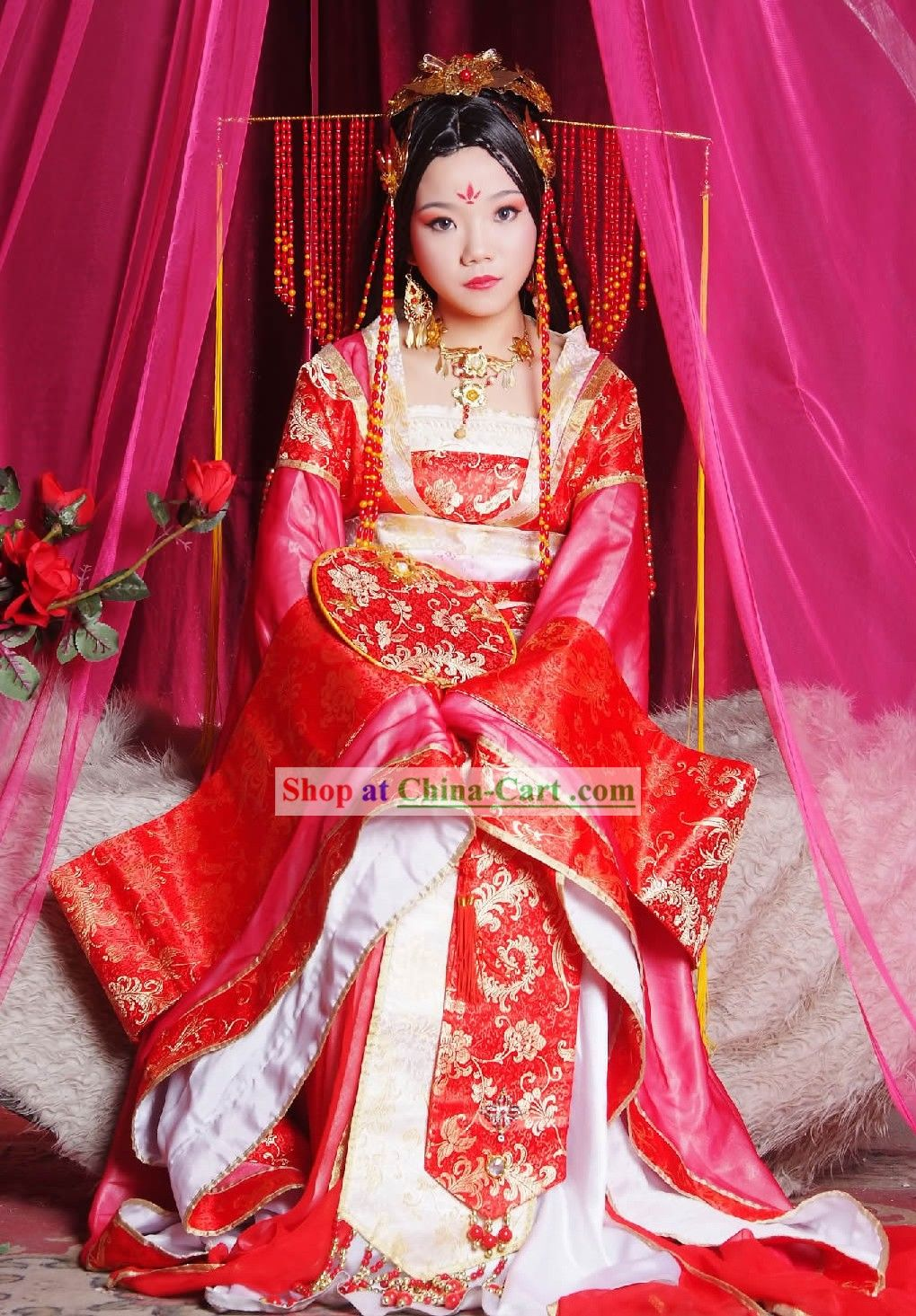traditional+chinese+clothing | traditional chinese wedding dress