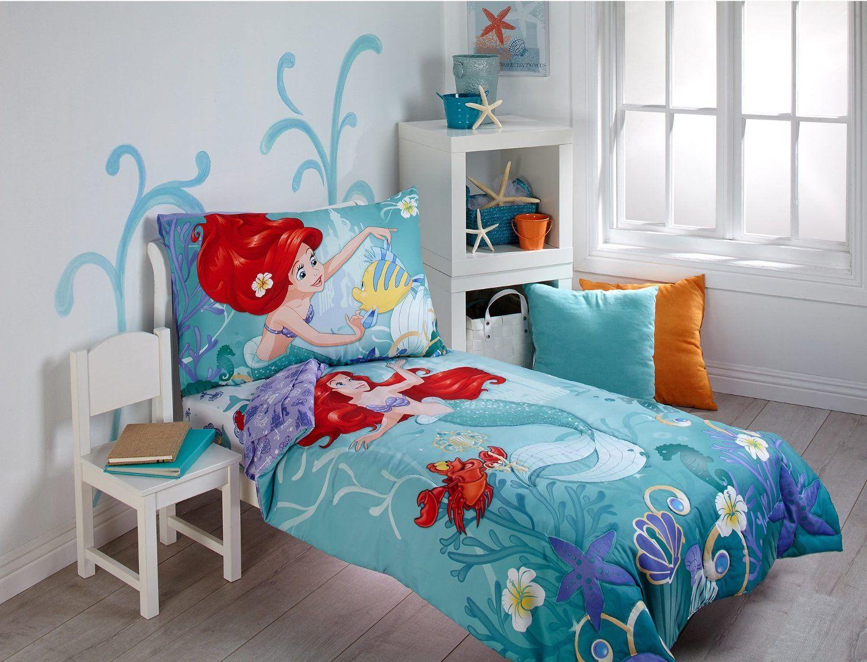 Mermaid Comforter Set Dengan Gambar