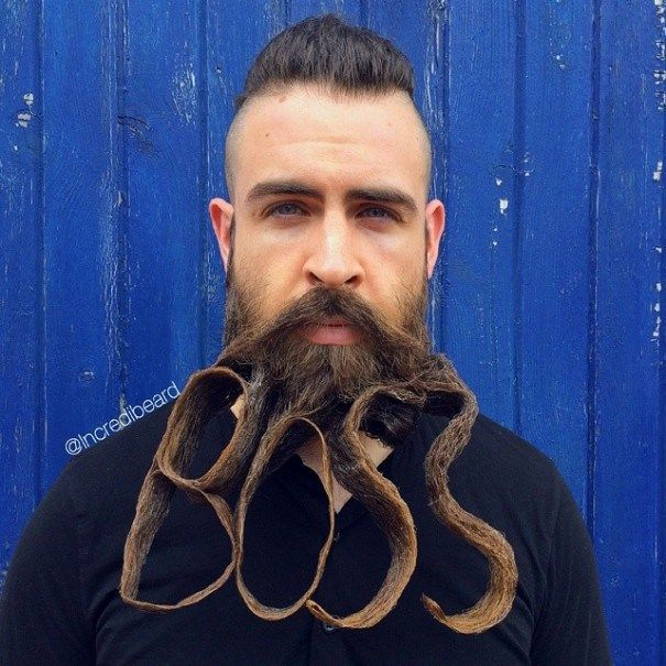 Mr Incredibeard Is Back With New Epic Beards With Images