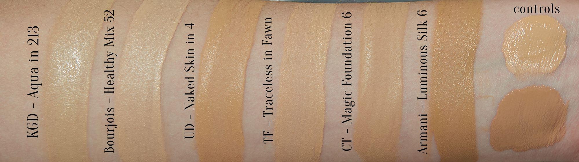 Skin Base Foundation by Illamasqua #8
