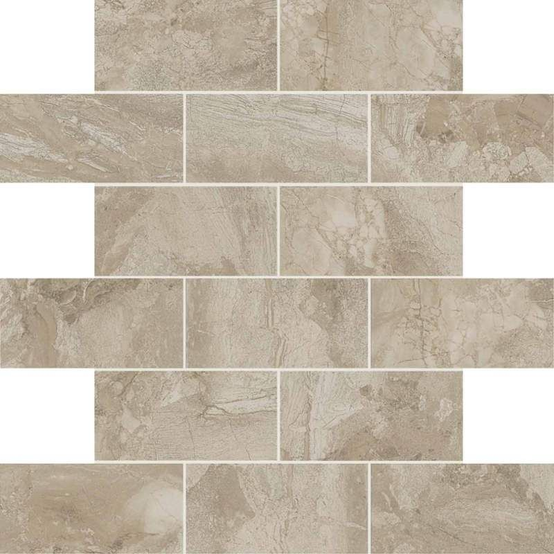 View The Daltile Ma42 24bjms1p2 Ceramic Highland Beige Wall Tile 2