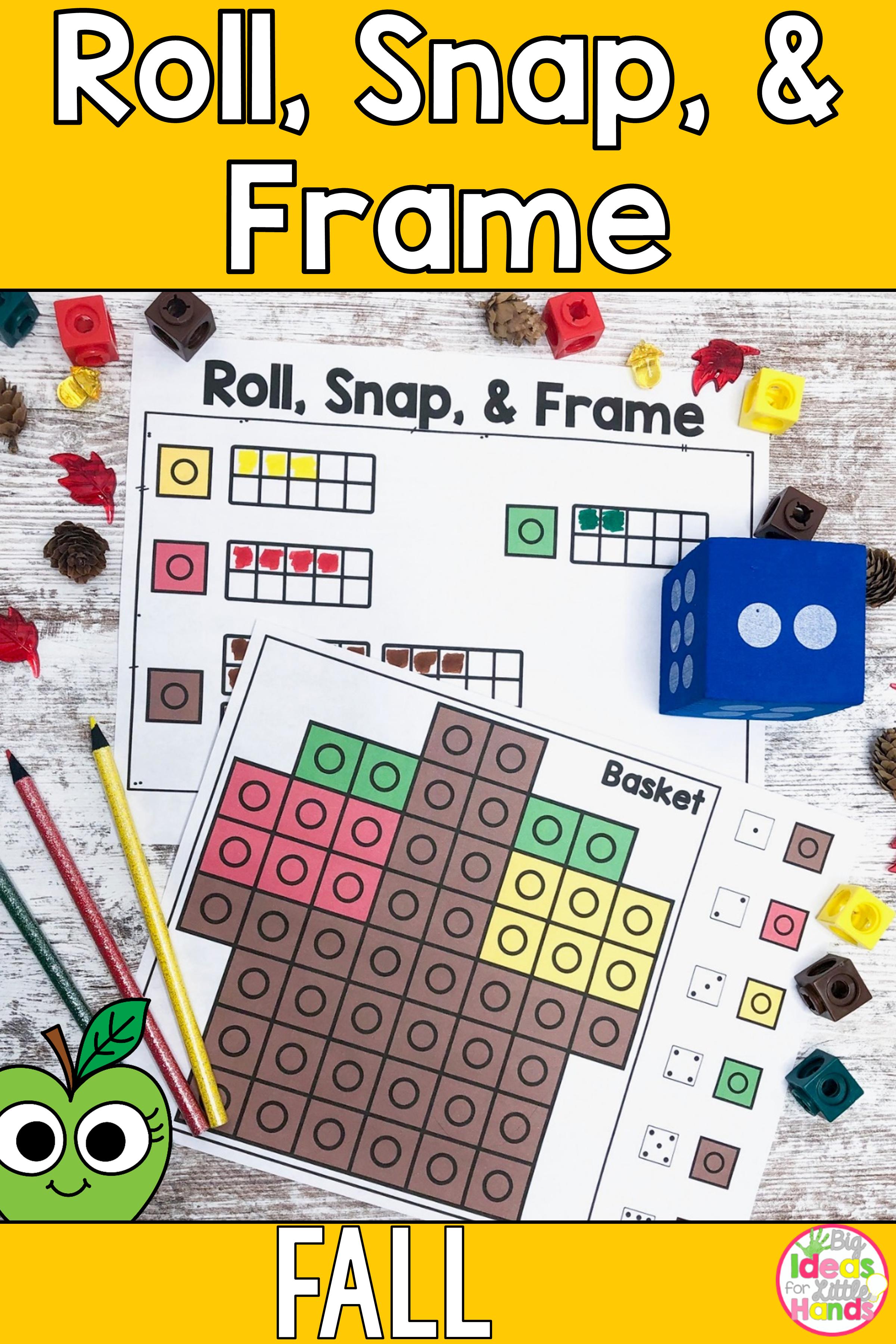 Ten Frames Activities And Games
