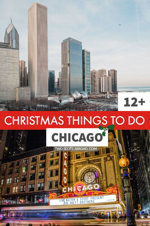 Christmas Things To Do In Chicago.12 Christmas Things To Do In Chicago This Winter 2018