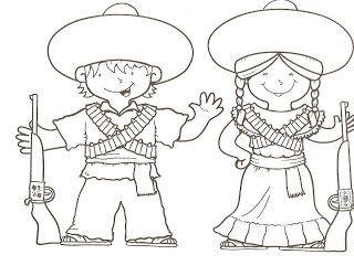 Revolucion Mexicana Para Niños Buscar Con Google Mejico Cole