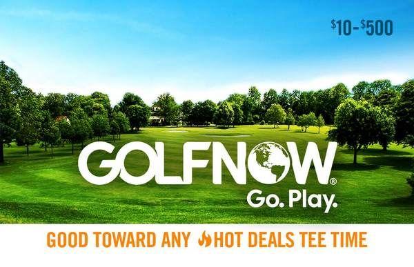 GolfNow membership