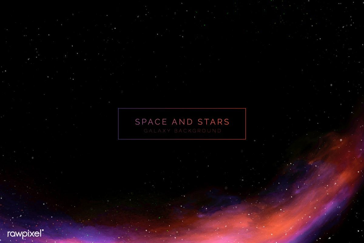 Colorful Abstract Nebula Space Background Vector Free Image By Rawpixel Com Kappy Kappy Space Backgrounds Vector Free Abstract