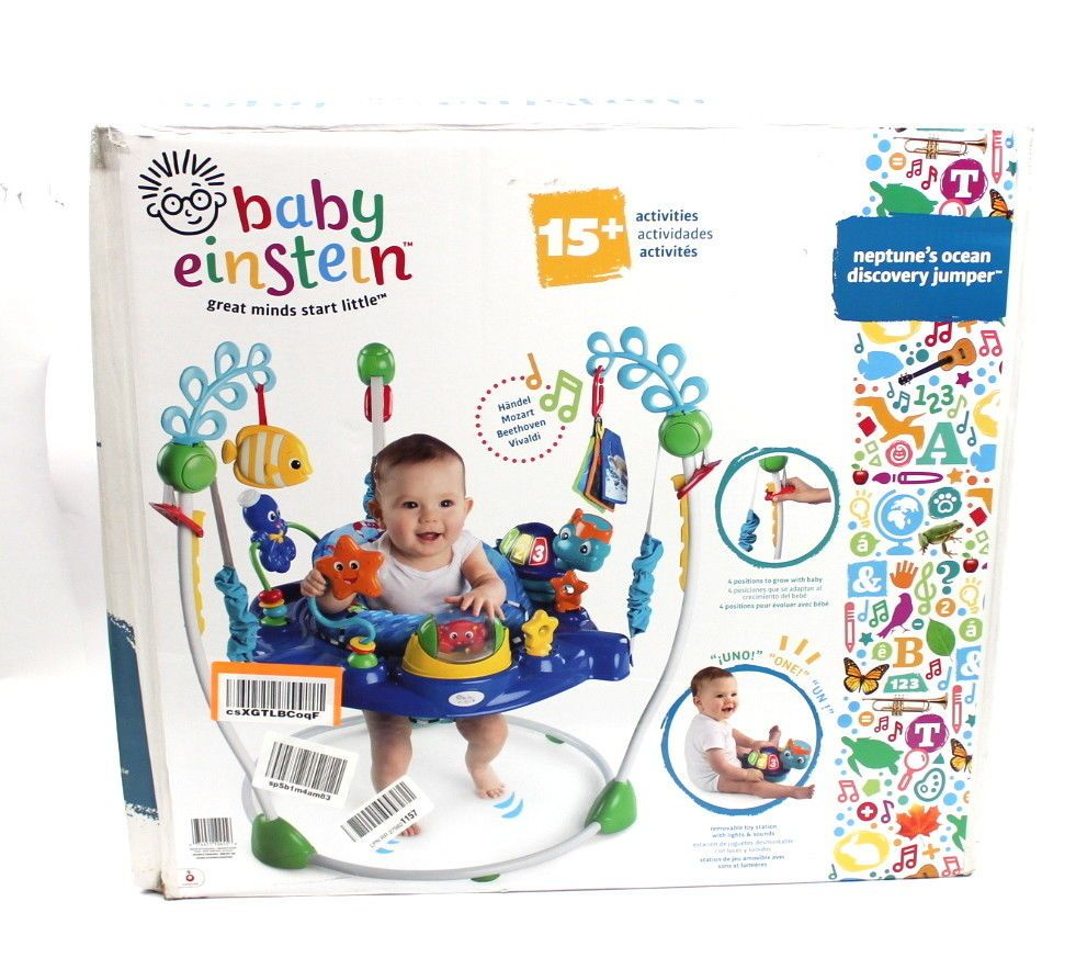 4809ce977 OpenBox Baby Einstein Neptunes Ocean Discovery Jumper