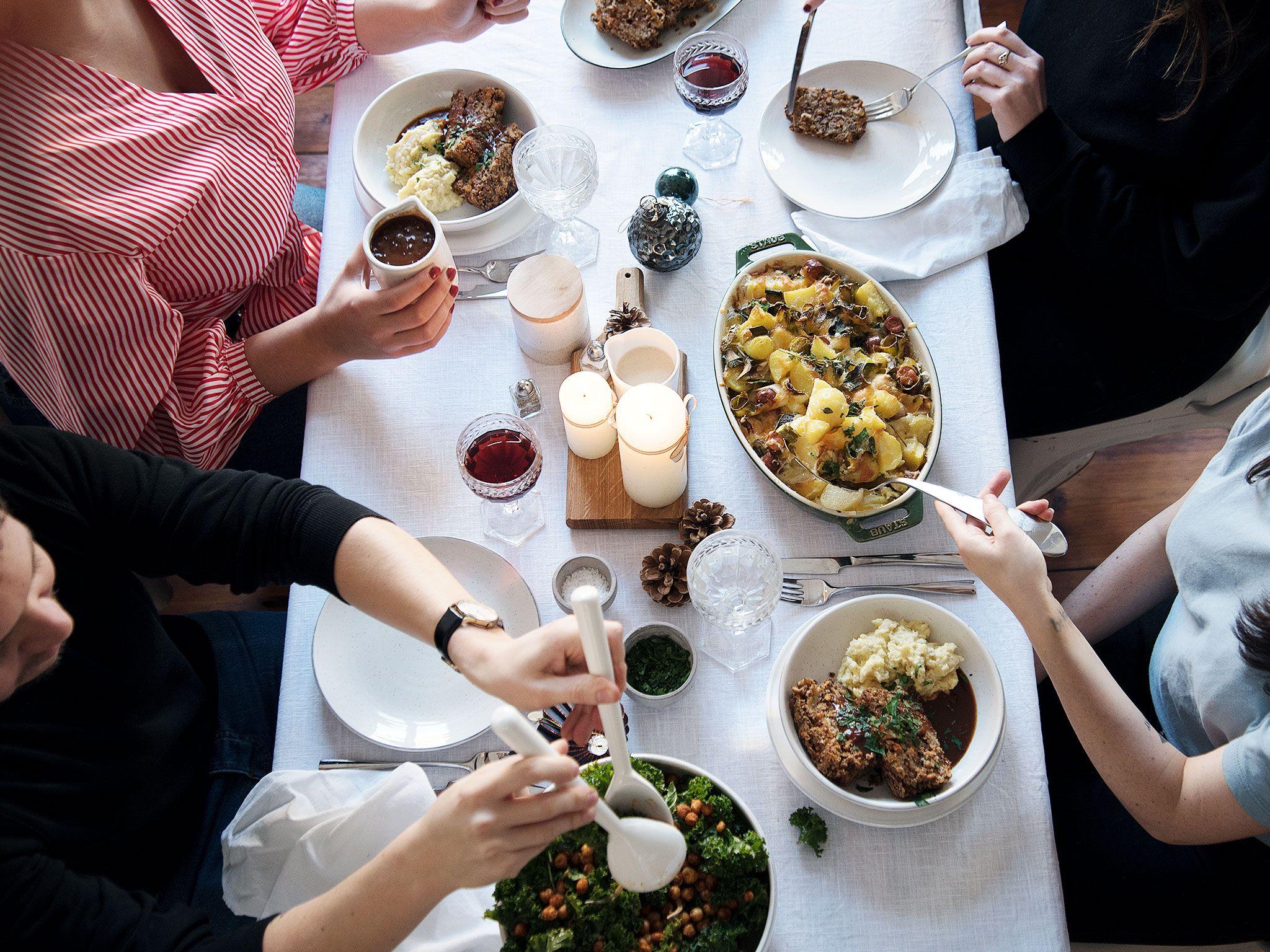 5 Rezepte für ein vegetarisches Weihnachtsmenü | Kitchen Stories